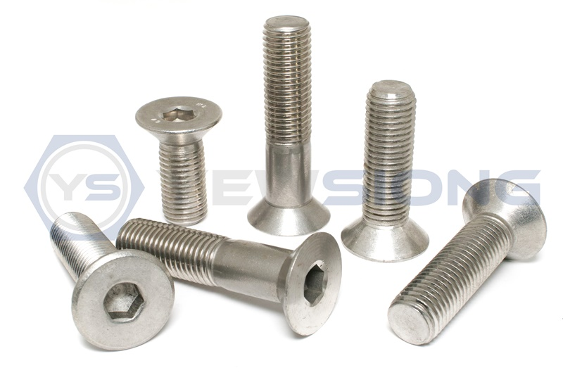 017 Countersunk Cap Screw
