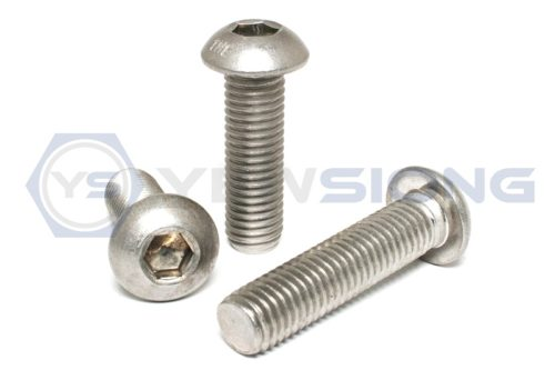 018 Button Cap Screw
