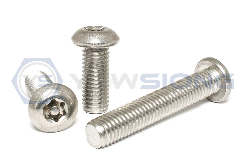023 Tamper Resistant Screw