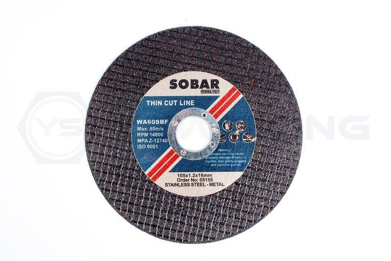 Cutting Disc Sobar