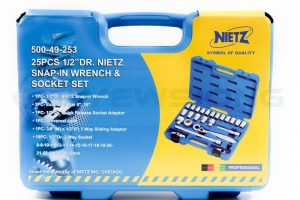 Socket Set Nietz Closed