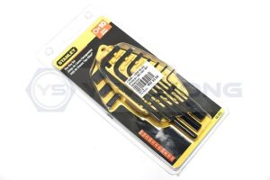 Stanley Hex Key Set 10pc