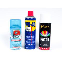 Lubricants & Spray